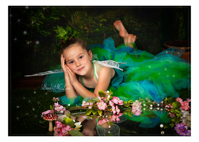 fairy photo shoots in Lancashire